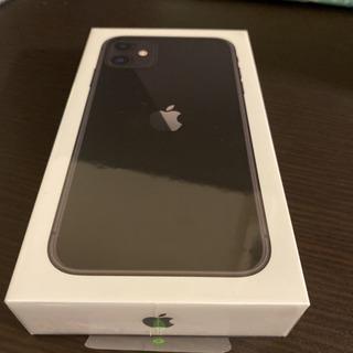 【ネット決済・配送可】iPhone 11 ブラック 128 GB...