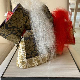 紙人形 日本髪セット