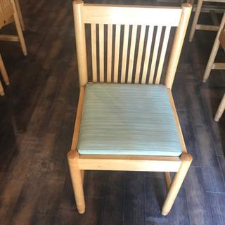 木製椅子 5脚 良品