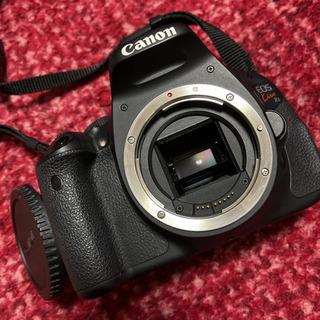 【ネット決済・配送可】Canon Kiss X5 ボディ バッテリー