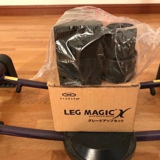 レッグマジックX - スポーツ