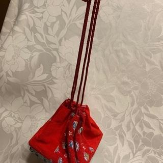 和装 巾着 巾着袋  − 京都府
