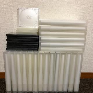 CD DVD 収納ケース セット