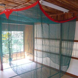 蚊帳(かや)・4.5畳・防虫ネット