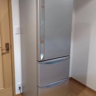 冷蔵庫 315リットル 日立 製氷機付き