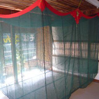 蚊帳(かや)・防虫ネット
