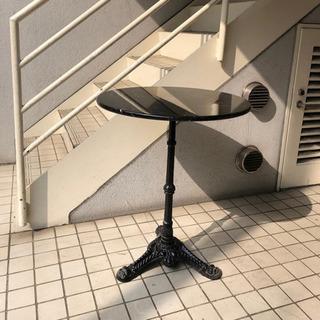 大理石天板 カフェテーブル