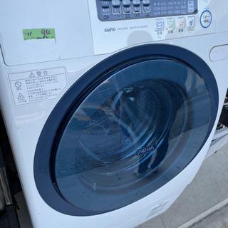 ドラム洗濯機 値下げ