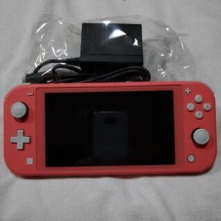 任天堂 Switch ライト コーラル