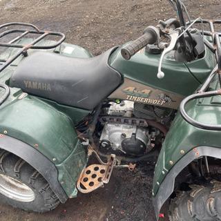 四輪バギー atv 250cc 4WD ヤマハ ティンバー…