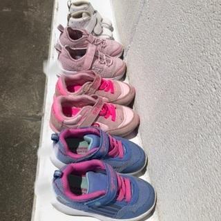 ⭐️光るスケッチャーズ含む 子供用靴 4足