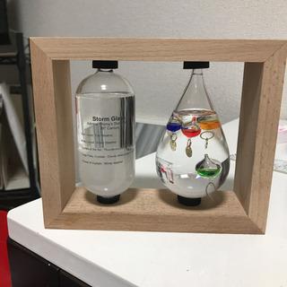 温度計&ストームグラス