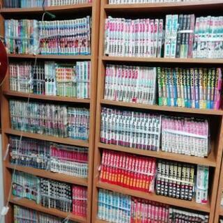 引き取り限定中古コミックス 50冊で1000円