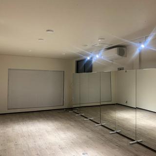 【レンタルスタジオ】ダンス・ヨガ・ウォーキング・コスプレ・撮影