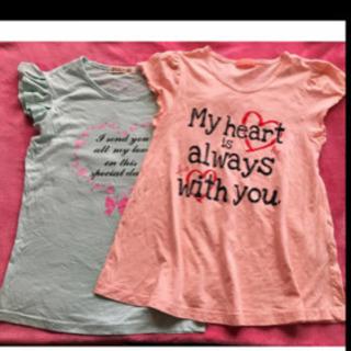 【 Tシャツ 2枚組 】150・160