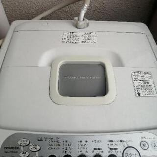 日にち限定!洗濯機譲ります。