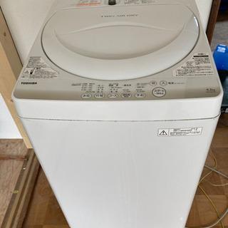 洗濯機 東芝製 2015年製
