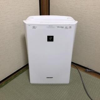 SHARP 空気洗浄機 fu-e51