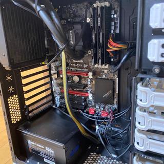ゲーミングpcベース等 core i7 4770k メモリ16GB