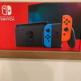 任天堂switch 未使用新品