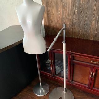 トルソー 什器 ラック 店舗 アパレル ボディ 女性