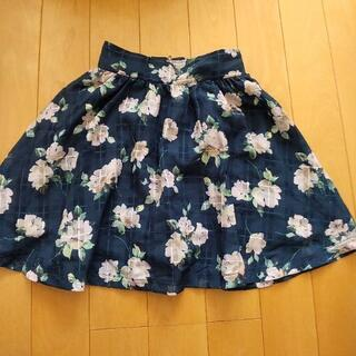 サイズS 花柄スカート