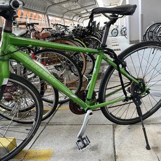 Trek トレック クロスバイク 緑
