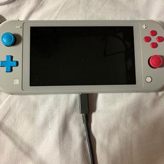 Nintendo Switch ライト ザシアンザマゼンタ 箱あり