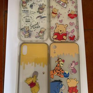 【ネット決済】ディズニープーさん iPhone XR