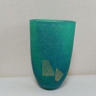 ガラス花瓶(値下げ)