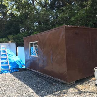 スーパーハウス 物置小屋 条件変更あり。