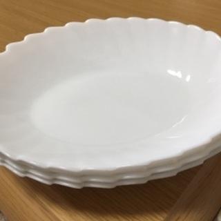 山崎パン祭りの皿4枚(中古品)