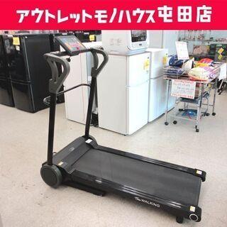 ニッセン ルームランナー PMN-0022 ブラック 折りたたみ...