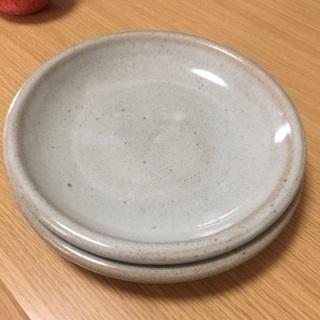お皿2枚セット(中古品)