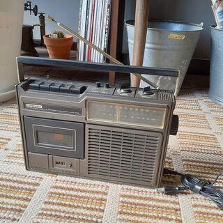 アンティークラジオ 東芝 RT-2130