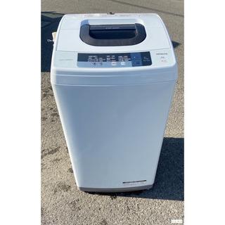 【HITACHI】全自動洗濯機/5.0kg/2015年製