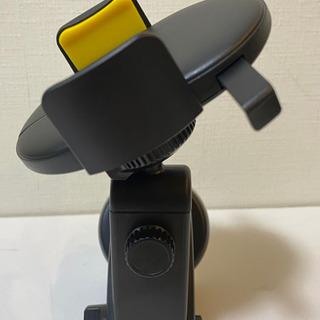 無料★車載 吸盤式 360度回転 携帯電話 スマートフォン タブレットホルダー - 携帯電話/スマホ