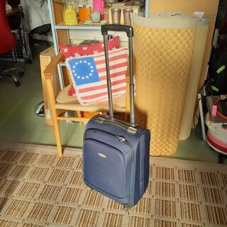 ソフトスーツケース キャリーバッグ