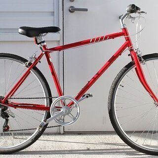 SHIMANO SIS EQUIPPED クロスバイク 700C...
