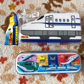 プラレール 新幹線 お弁当箱 新品 未使用 幼児 赤ちゃん