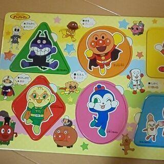 アンパンマン パズル 6ピース - おもちゃ