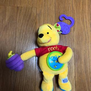 赤ちゃん 乳児 プーさん おもちゃ