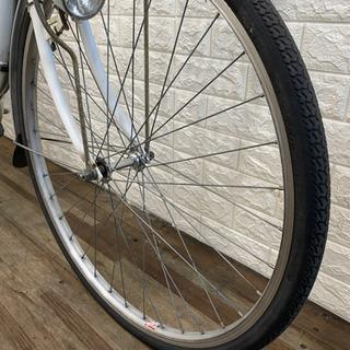 YAMAHA  PAS  4Ah  電動アシスト自転車 中古車 (B6J60725) - 自転車