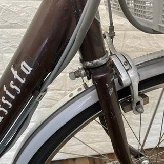 BRIDGESTONE assista  4Ah 電動アシスト自転車中古車(B8G68437) − 千葉県