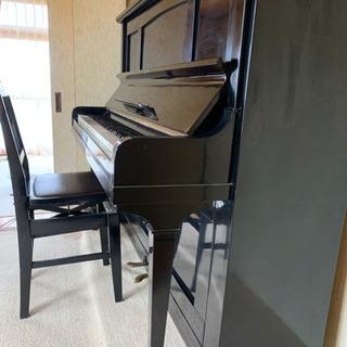 HITACHI アップライトピアノ