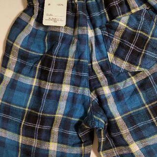 新品未使用 ズボン 夏用95cm 子供服
