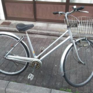 ブリジストン!自転車!LEDライト カゴステンレスの画像