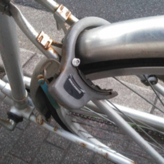 ブリジストン!自転車!LEDライト カゴステンレス - 自転車