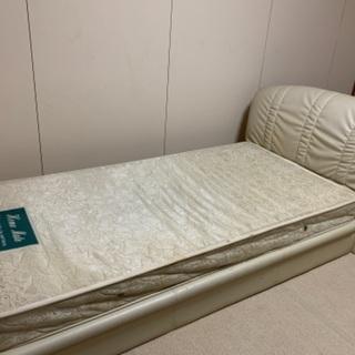 シングルベッド 差し上げます 無料