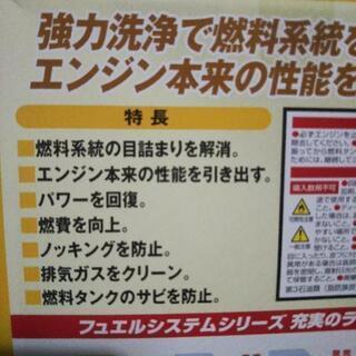 ガソリン 添加剤 ガストリートメント 2本セット - 岡山市